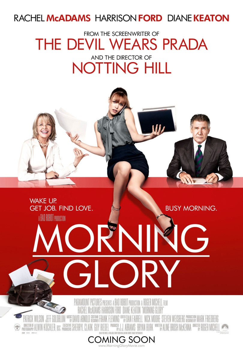 Morning Glory (Música: Oasis e Filme Homônimo)
