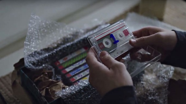 13 reasons why tapes