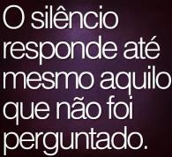 o silencio responde